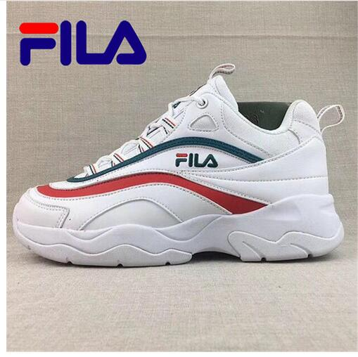 fila disruptor ii 2 white authentic shoes unisex size